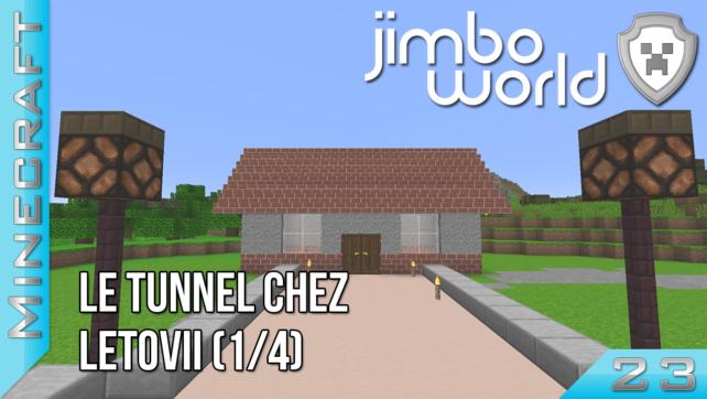 Jimbo World - Episode 23
